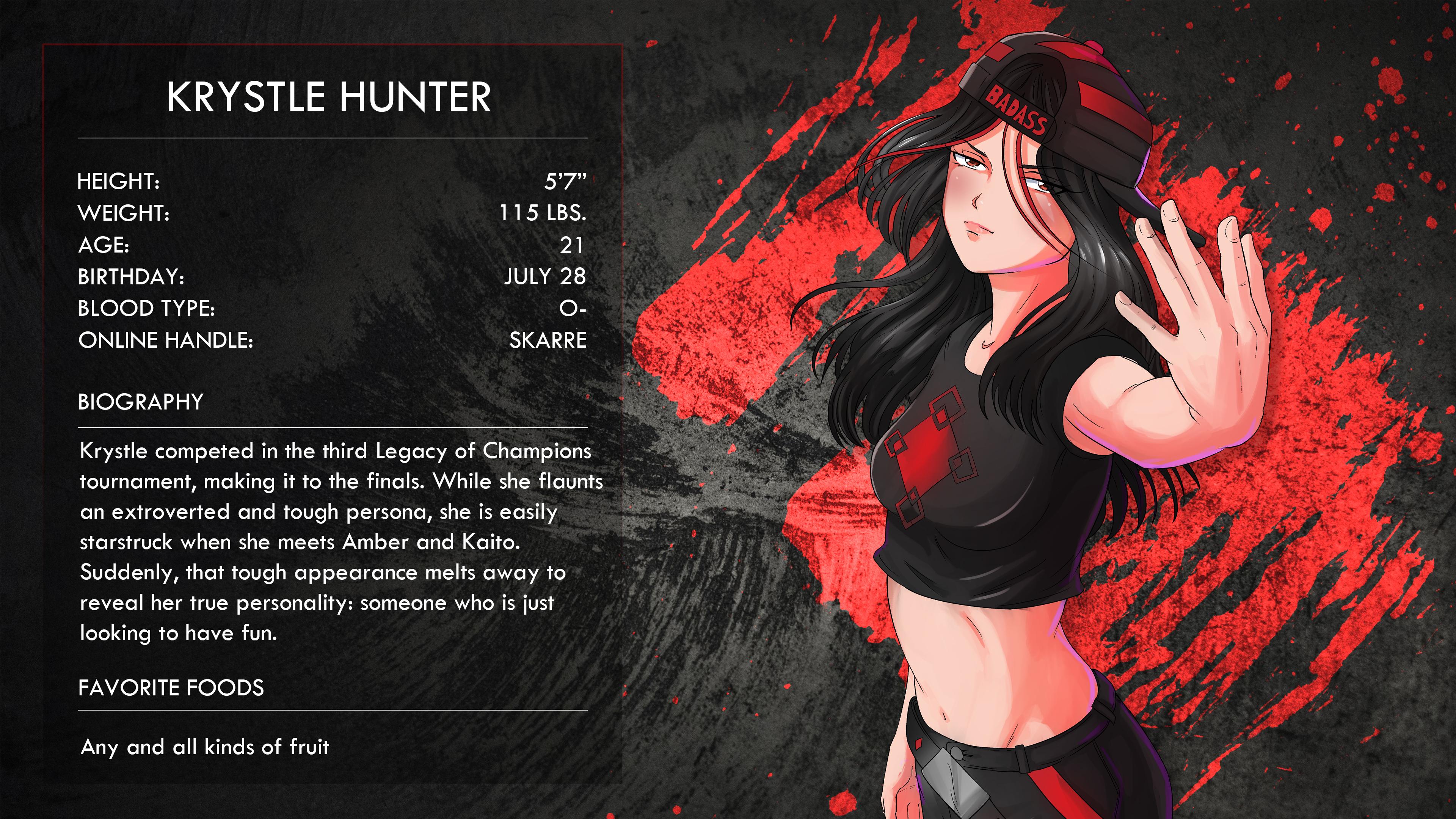 Krystle Hunter