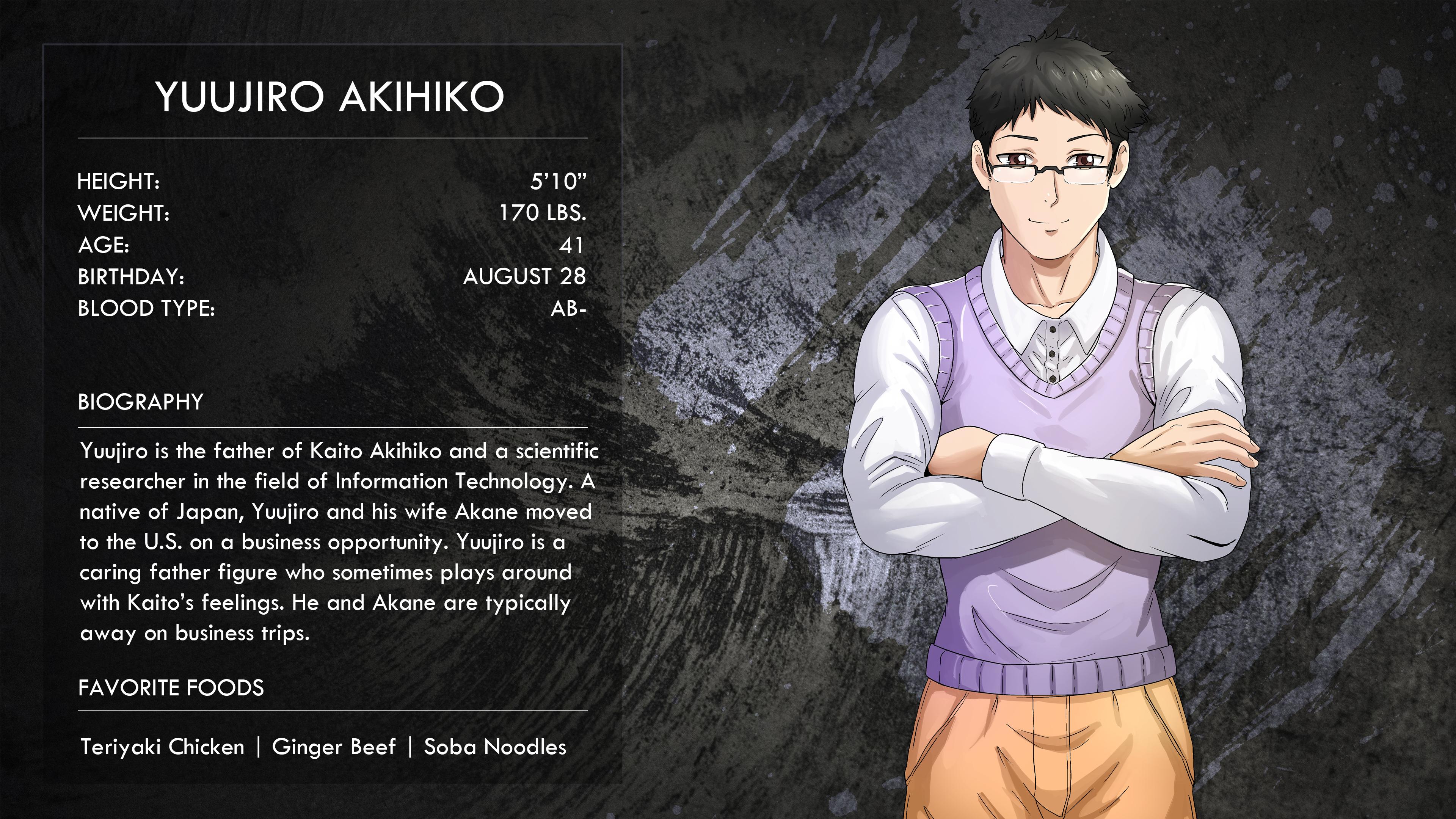 Yuujiro Akihiko