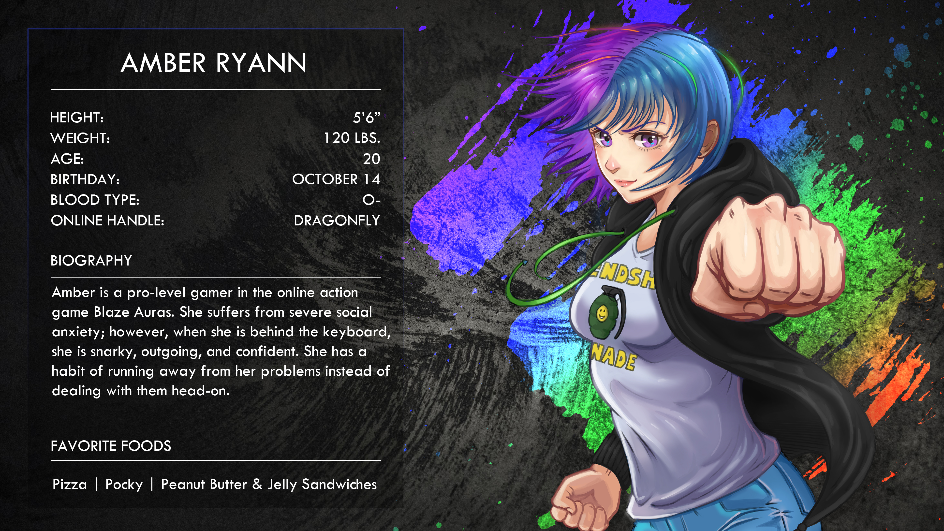 Amber Ryann