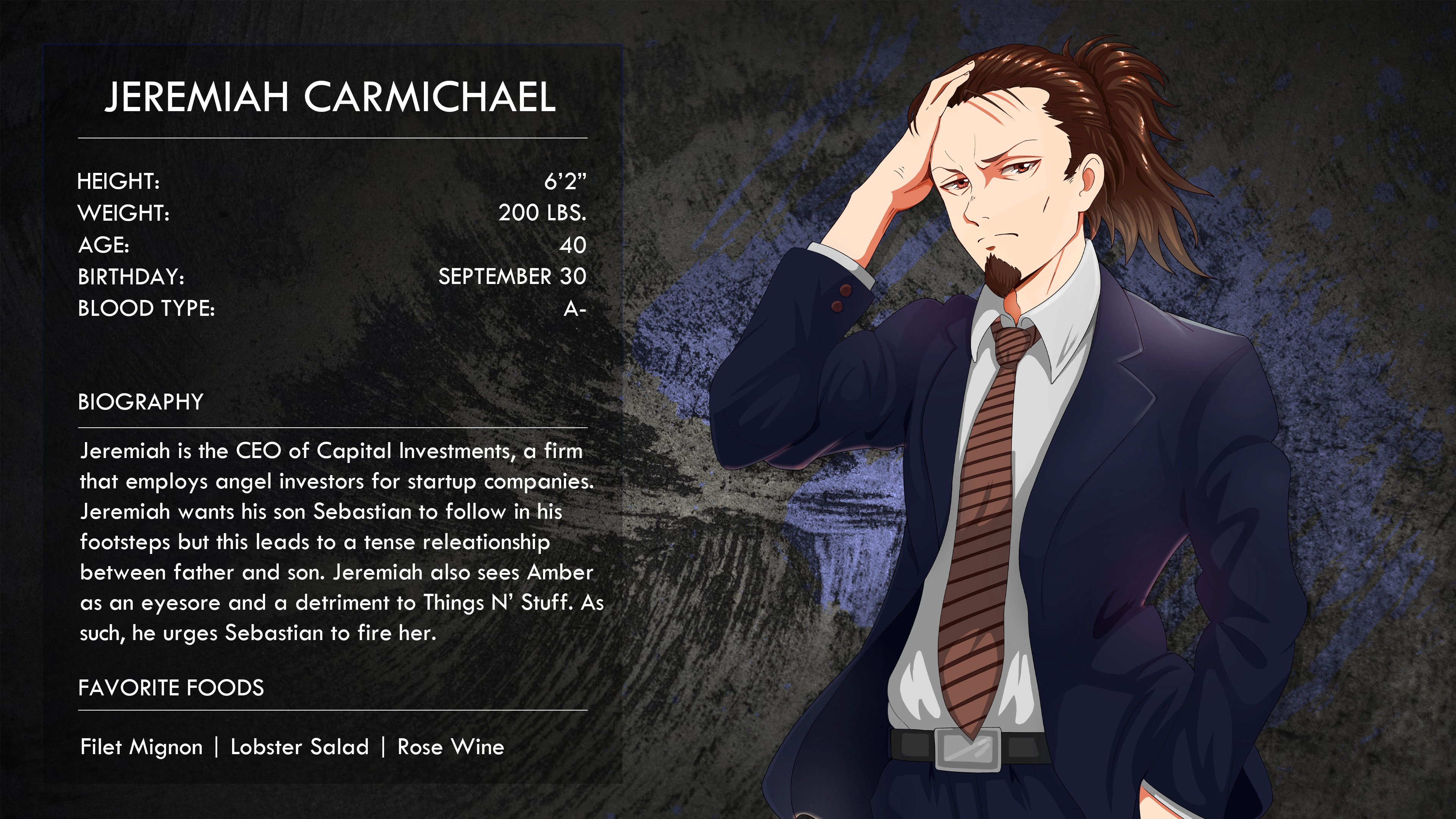 Jeremiah Carmichael