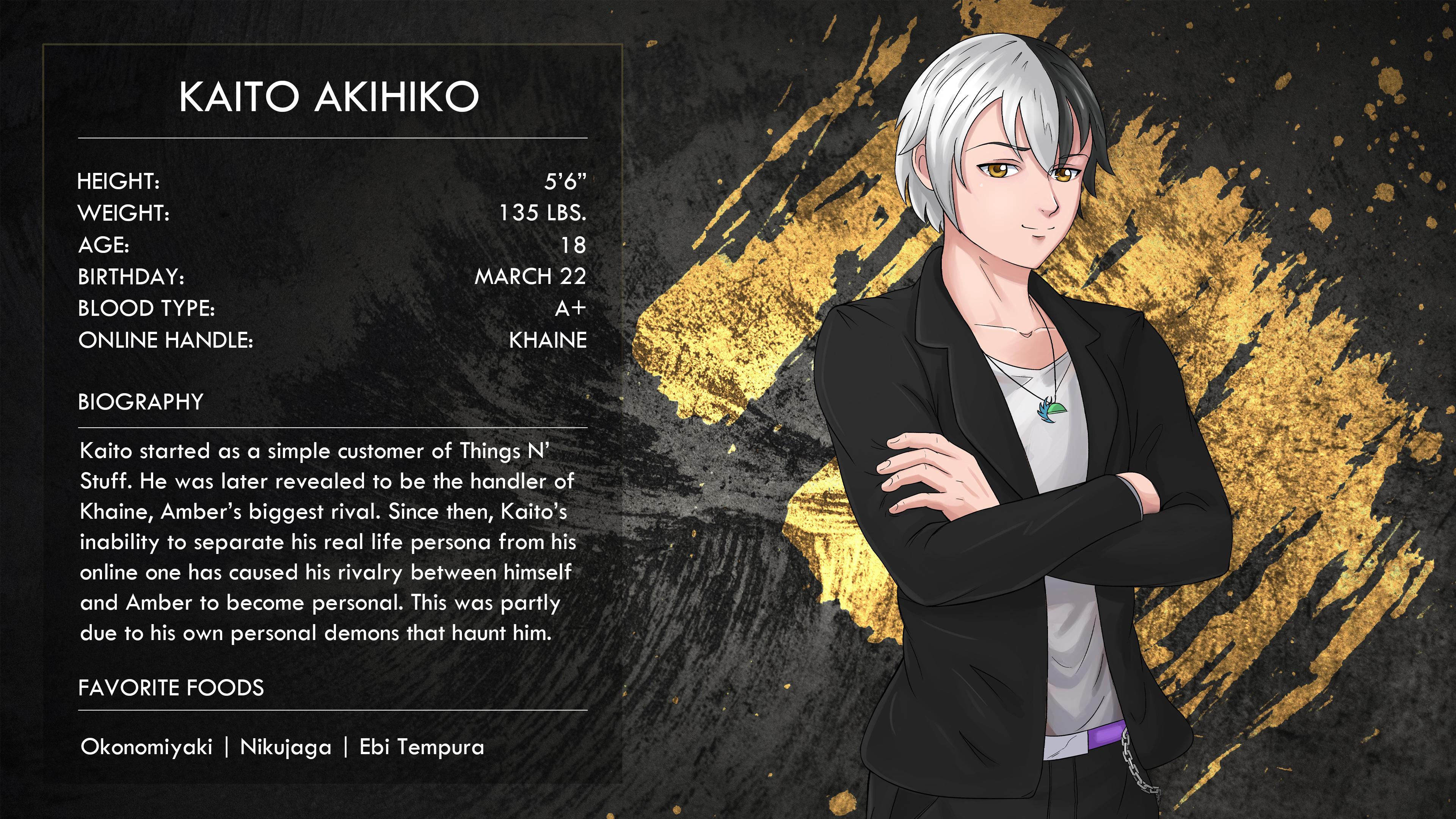 Kaito Akihiko